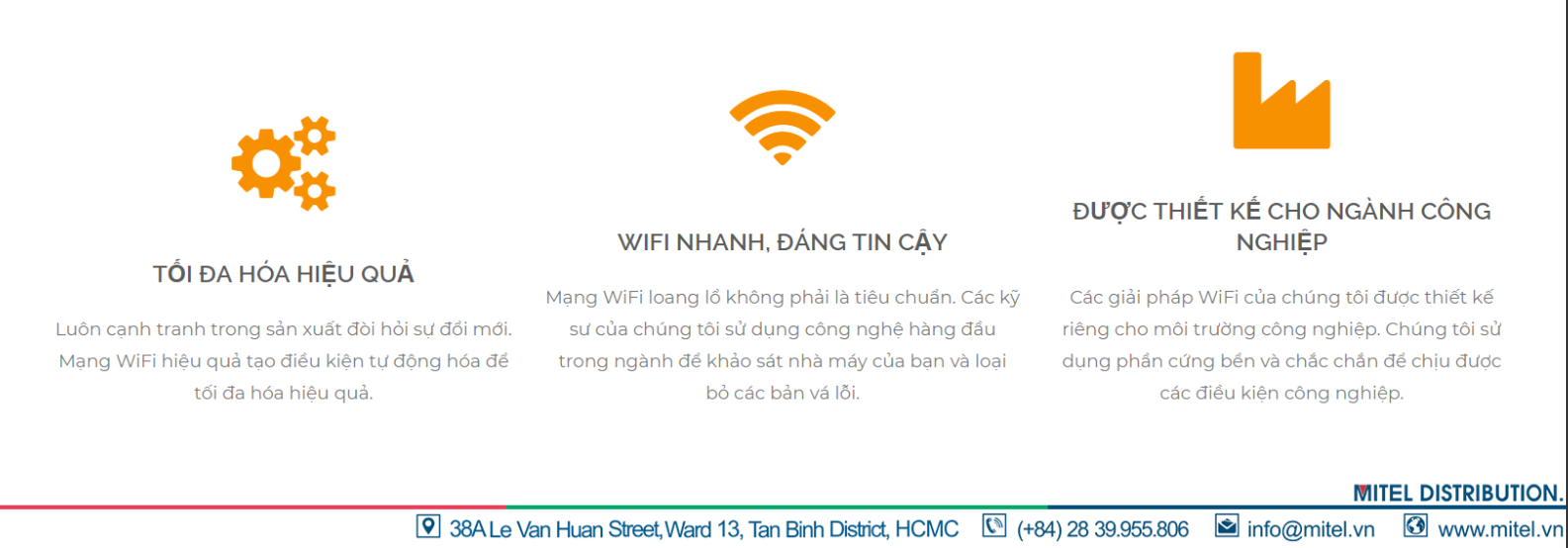 wifi nha may