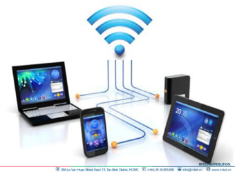 Bạn đã sẵn sàng để trải nghiệm truyền dẫn không dây (Wireless Internet)?