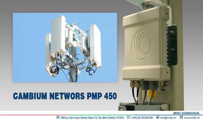 wireless PMP