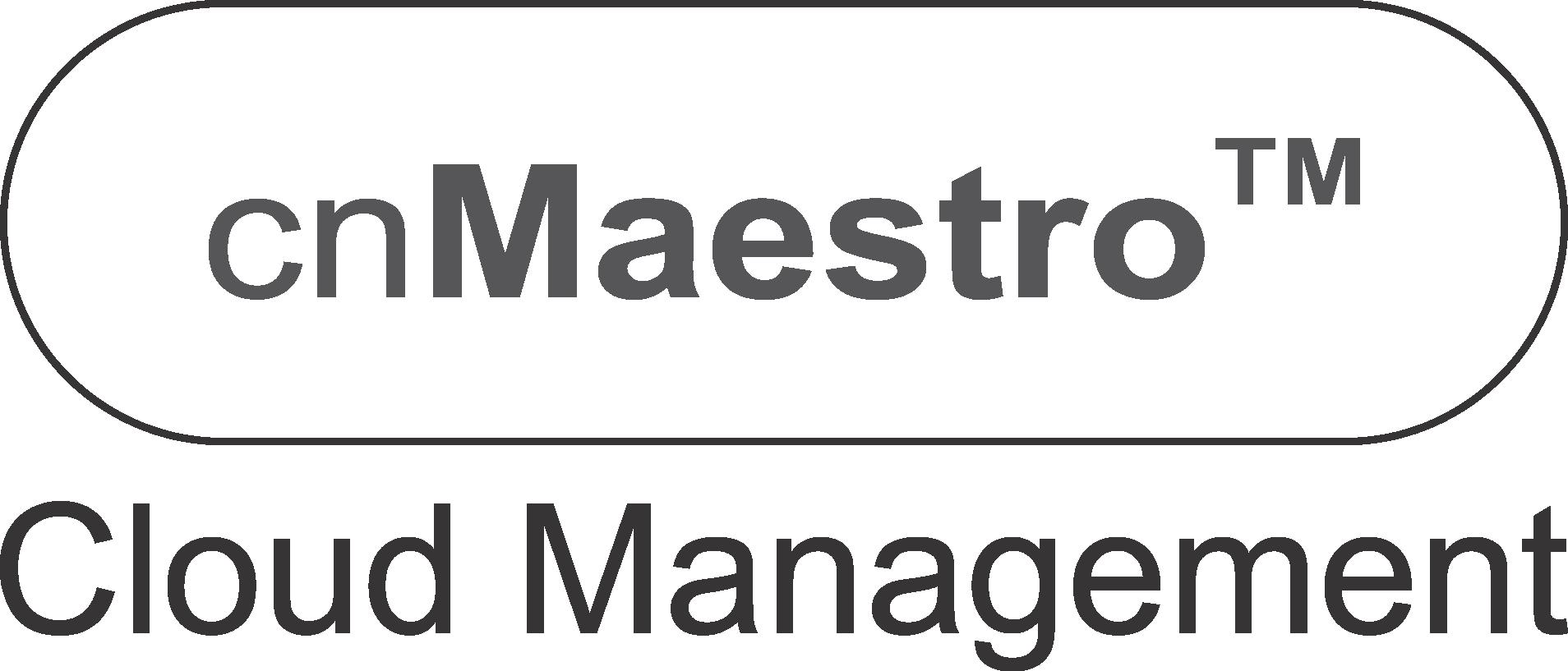 cnMaestro